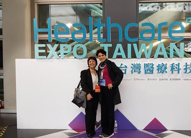 The Healthcare + Expo Taiwan